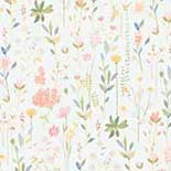 Behang Room Seven Field of Flowers Field of Flowers White 3900012