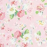 Behang Room Seven Field of Flowers La Vie en Rose  Pink 3900021