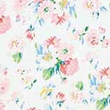 Behang Room Seven Field of Flowers La Vie en Rose  White 3900022
