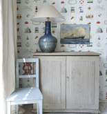 Room Seven Mural La Mer 2200118