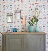 Room Seven Mural Mon Amour Beige 2200113