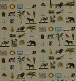 Room Seven Mural Savannah Beige 2200104