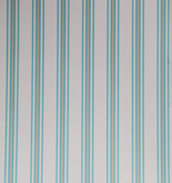 Room Seven Pin Stripe Aqua 2200801