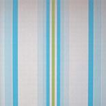 Room Seven Stripe Turquoise 2000173