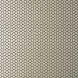 Thibaut Geometric 2 T11057 Pewter on Charcoal Behang
