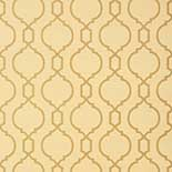 Thibaut Geometric 2 T11072 Metallic Gold on Beige Behang