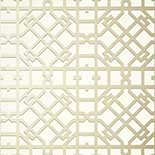 Thibaut Geometric 2 T11028 Pearl on Off White Behang