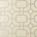 Thibaut Geometric 2 T11071 Beaded Pearl Behang