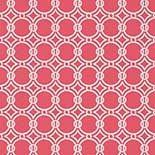 Thibaut Geometric 2 T11017 Raspberry Behang
