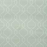 Thibaut Geometric 2 T11059 White on Sea Mist Behang