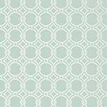 Thibaut Geometric 2 T11015 Aqua Behang