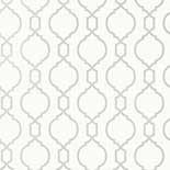 Thibaut Geometric 2 T11019 White Behang
