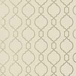 Thibaut Geometric 2 T11020 Linen Behang
