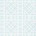 Thibaut Geometric 2 T11032 Blue Behang