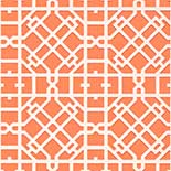 Thibaut Geometric 2 T11034 Coral Behang
