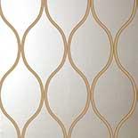Thibaut Geometric 2 T11045 Silver Behang