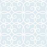 Thibaut Geometric 2 T11063 Blue Behang