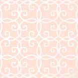 Thibaut Geometric 2 T11064 Pink Behang