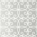 Thibaut Geometric 2 T11066 Silver Behang
