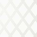 Thibaut Geometric 2 T11036 Pearl on White Behang