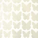Thibaut Geometric 2 T11048 Pearl on White Behang