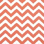 Thibaut Graphic Resource T35192 Coral Behang