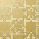 Thibaut Graphic Resource T35133 Metallic Gold Behang