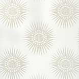 Thibaut Graphic Resource T35142 Pearl on White Behang