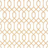 Thibaut Graphic Resource T35200 Orange Behang