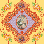 Behang Vintage Chic Digital Murals 721008