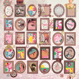 Behang Vintage Chic Digital Murals 721015