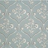 Behang Little Greene London Wallpapers IV Cranford 1765 Sky Blue