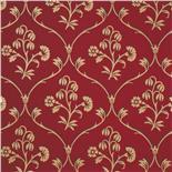 Behang Little Greene London Wallpapers IV Cranford 1765 Cherry Gold