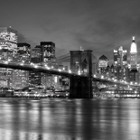 Fotobehang New York Brooklyn Bridge NY01