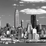 Fotobehang New York Vroeger NY02