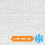 Glasvezelbehang Wit voorgeschilderd Blokjes Sterk 1340 | 105 gr/m² (25 x 1m)