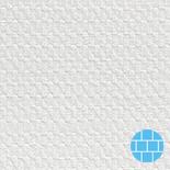 Glasvezelbehang Wit Blokjes Soepel 1320 | 100 gr/m² (25 x 1m)