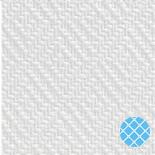 Glasvezelbehang Wit Ruit Sterk 3301 | 136 gr/m² (25 x 1m)
