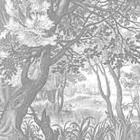 KEK Amsterdam Engraved Landscapes PA-029 Behang