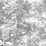 KEK Amsterdam Engraved Landscapes PA-030 Behang