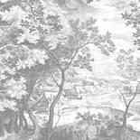 KEK Amsterdam Engraved Landscapes PA-031 Behang