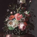 KEK Amsterdam Golden Age Flowers PA-005 Behang