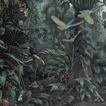 KEK Amsterdam Tropical Landscapes BP-003 Behang XL