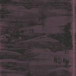 Khroma by Masureel Misuto MIS203 Heian Grape Behang
