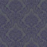 Khroma by Masureel Roots RTS305 Lacrecia Purple Behang