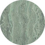 Komar Dots Green Marble D1-008 Zelfklevende Behangcirkel