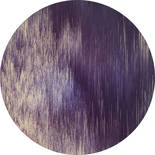 Komar Dots Harmony D1-013 Zelfklevende Behangcirkel