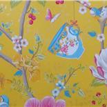 PiP III Behang Eijffinger Chinese Garden Geel 341006