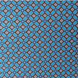 PiP III Behang Eijffinger Geometric Bruin en Blauw 341024