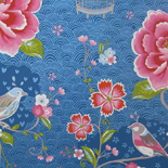 PiP II Behang Eijffinger Birds in Paradise Blauw 313015